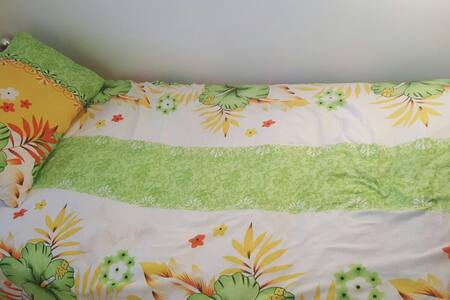 Medium sized bed for 1-2 people - Canterbury - Pis