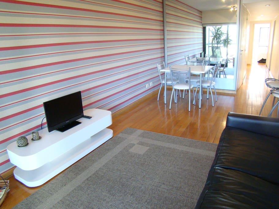 Calefaccion por loza radiante/Floor heating