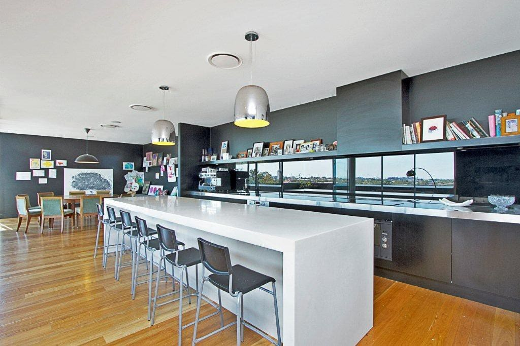 Main Kitchen and Dining