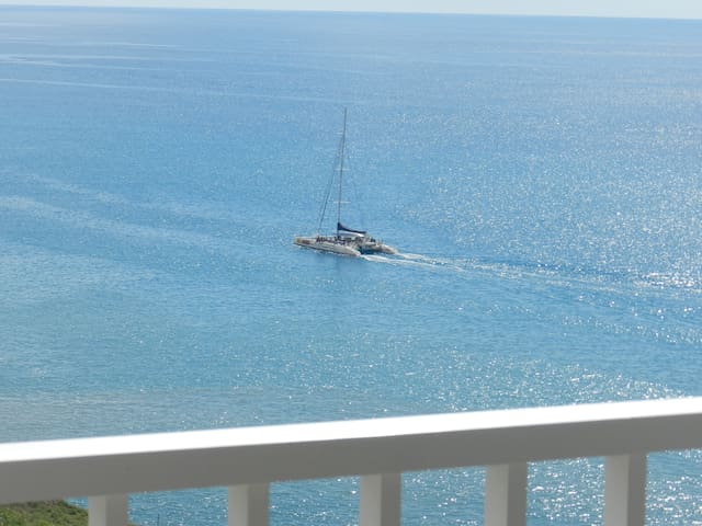 sea view room- Funchal Madeira - Funchal - Bed & Breakfast