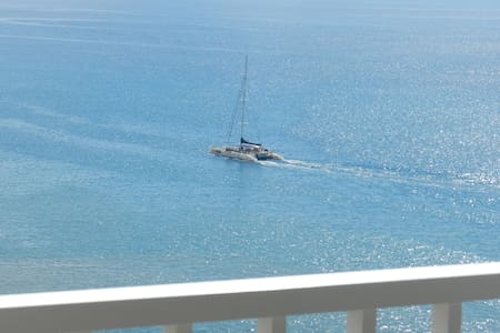sea view room- Funchal Madeira - ฟุงชาล