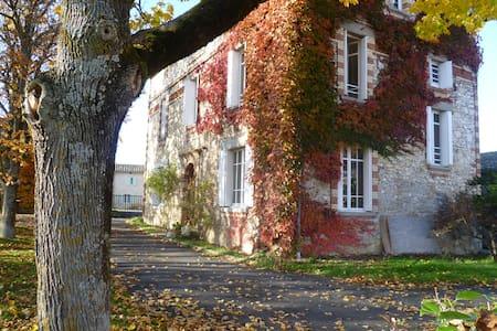 Maison année 1920 de campagne - Cahuzac-sur-Vère - Haus