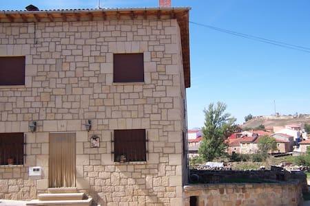 Casa rural - Sierra de la Demanda - Castrillo de la Reina - Casa
