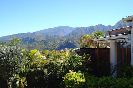 Joli Gîte entre Océan et Volcan - Le Tampon - House