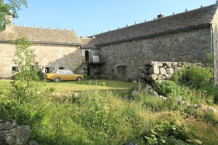 Cevennes Nationnal park stone house - Le Pont-de-Montvert
