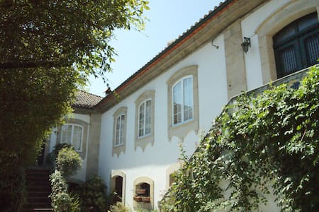 Casa Grande do Serrado - Sanhoane - Aamiaismajoitus