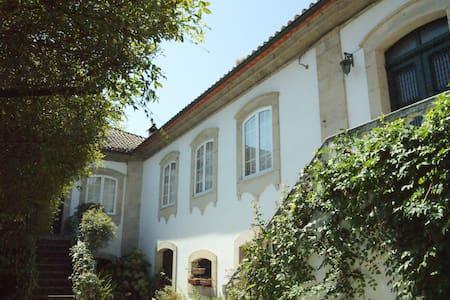 Casa Grande do Serrado - Sanhoane