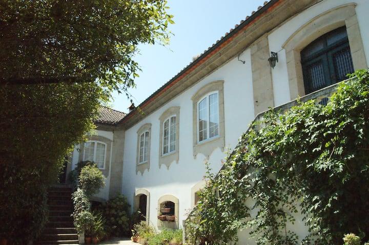 Casa Grande do Serrado,quarto c/ wc partilhado