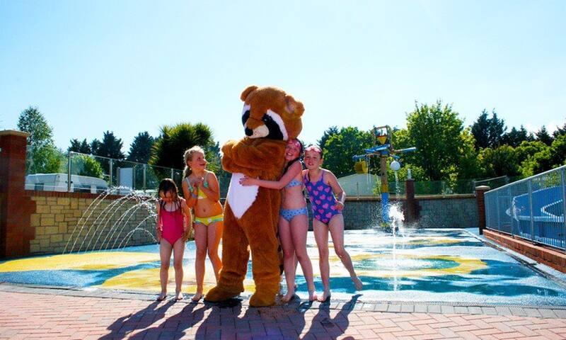 Kids fun - scary bear