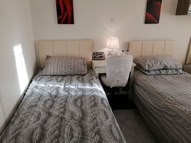 Cozy double room in Huntingdon