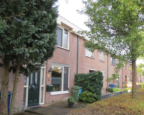 Service apartment with shared facilities - Almere - Bed & Breakfast