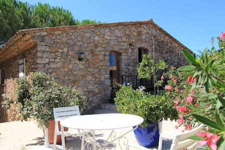 Flat in a restored knight-templar farm - Carcès - Apartemen