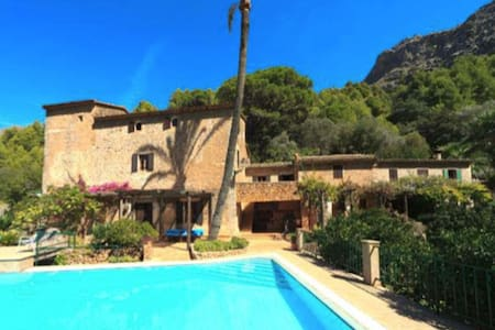 Holiday House in CALA TUENT - Escorca
