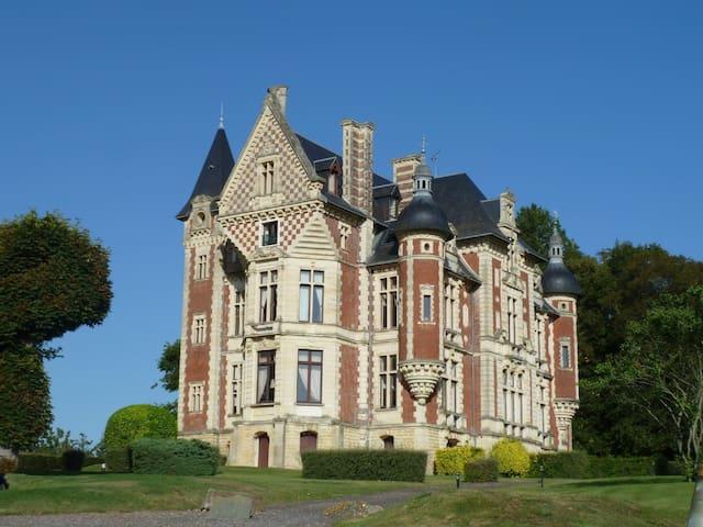 Appartement dans Château sur Golf - Gonneville-sur-Mer - Apartamento
