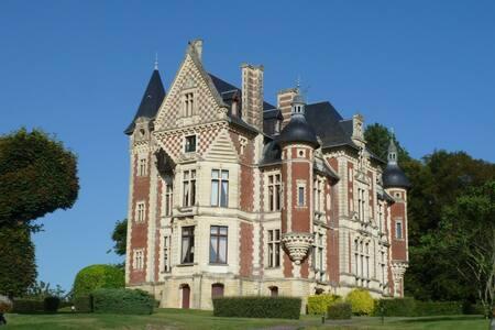 Appartement dans Château sur Golf - Gonneville-sur-Mer