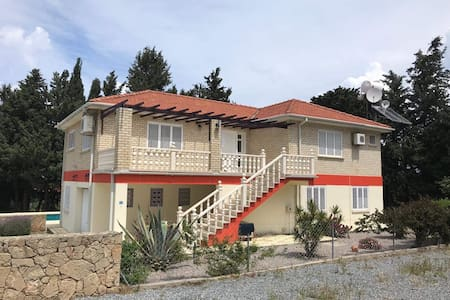 Villa  Australin in Lapta, North Cyprus with pool