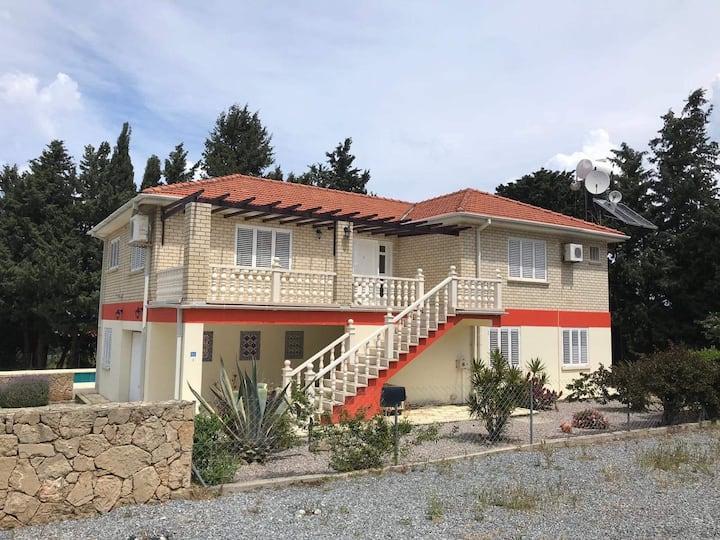 Villa  Australin in Lapta, North Cyprus with pool