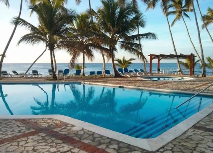 Apartamento en juan dolio con piscina playa
