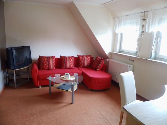 2 Schöne Zimmer in der Kurstadt - Bad Oeynhausen - Appartement