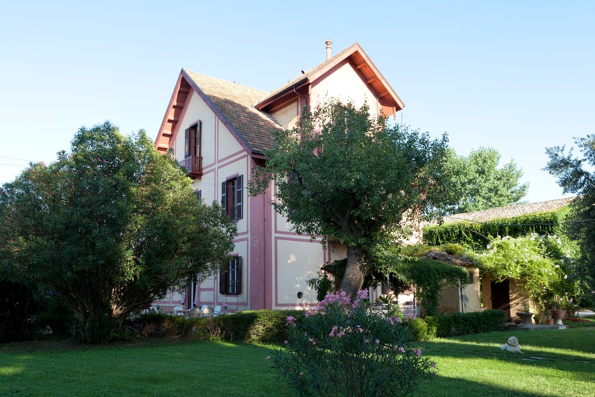 Rent a villa in Tortoreto 2017