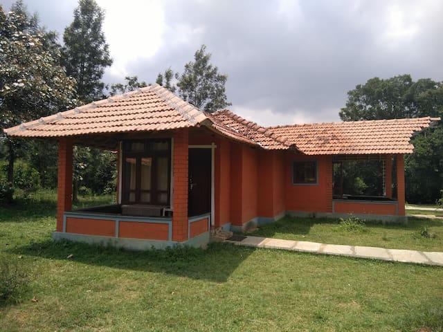 TT Jungle Mount Adventure Cottage-1 @ Madikeri
