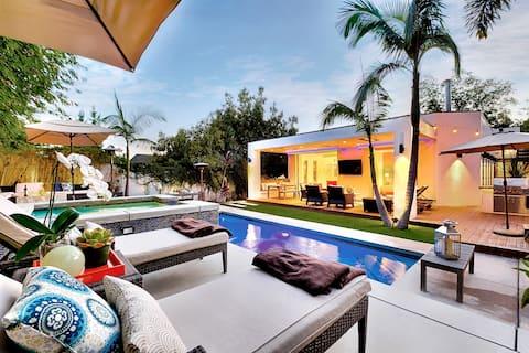 Hollywood Hills Sanctuary