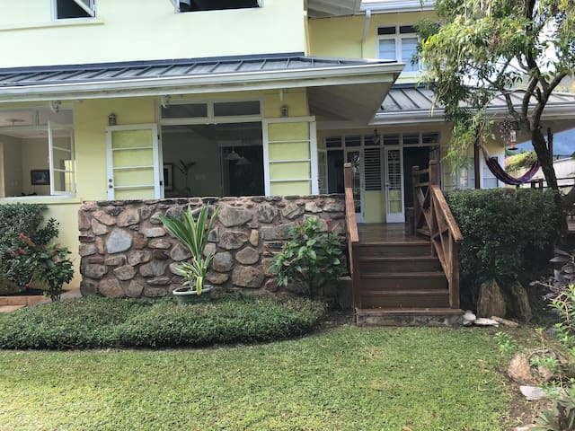 Luxury 3-bedroom in POS with modern conveniences