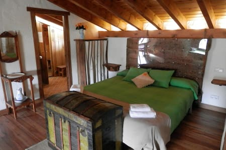 Casa Bioenergética La Serrezuela - Olmos de Atapuerca - Talo
