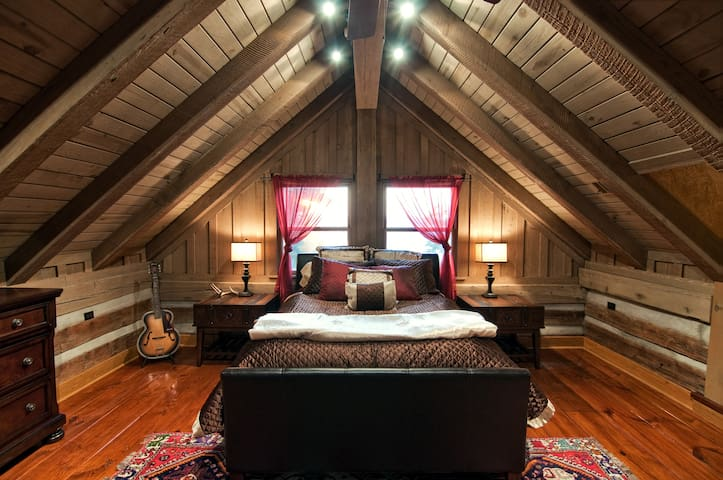 The Eagle's Nest Suite - Chattanooga - House