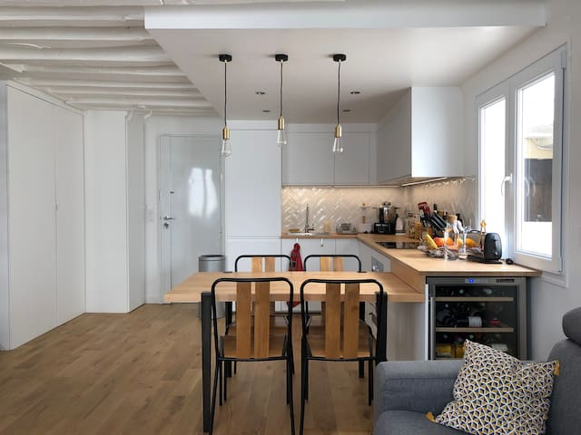 Cosy flat in downtown - Bastille
