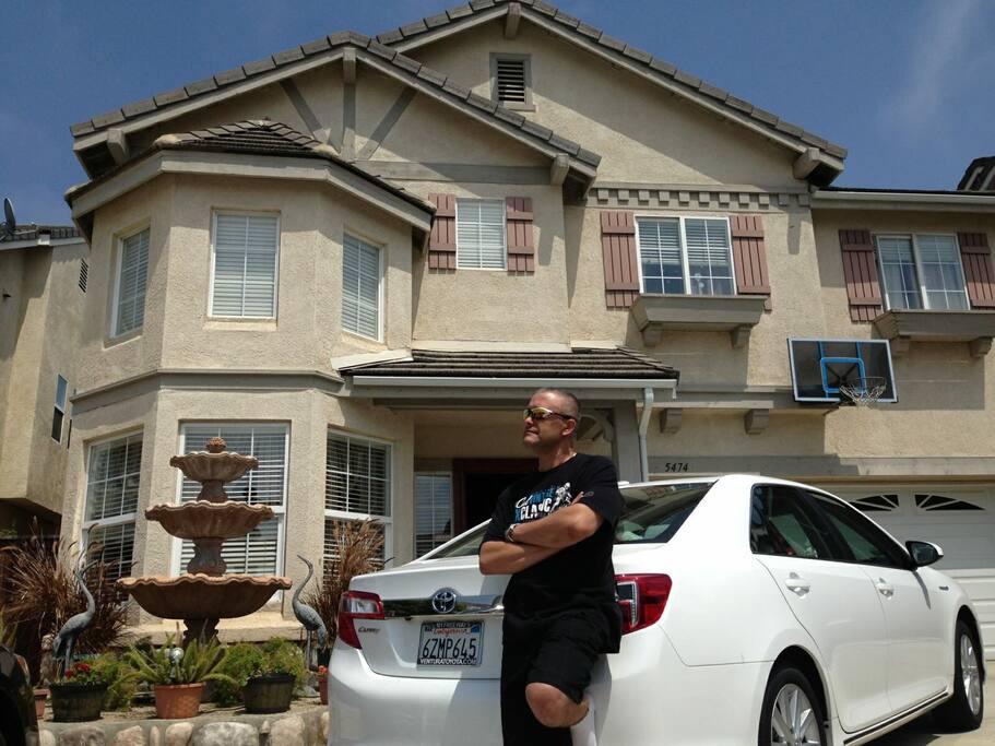 Beautiful house in Ventura!