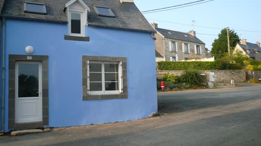 Maison de pêcheur - Hôpital-Camfrout - House
