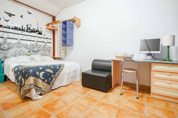 Room F Alcalá de Henares (Madrid) - Alcala de Henares - Haus