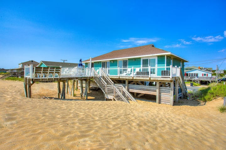 4075 The Pearl * Oceanfront * Large Deck with Phenomenal Views