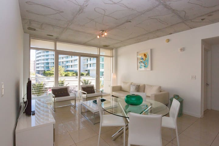 Midtown/Wynwood/Design District- 2bed 1bath