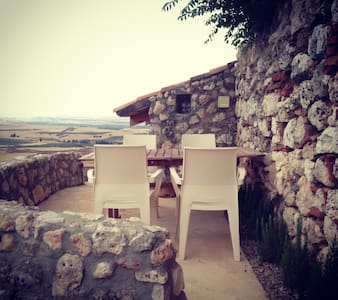 Cave house near Madrid Casa Cueva - Hita - ถ้ำ