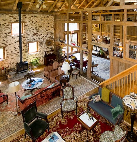 Historic  Converted Barn in Bucks County, PA - Perkasie - House