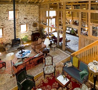 Historic  Converted Barn in Bucks County, PA - Perkasie