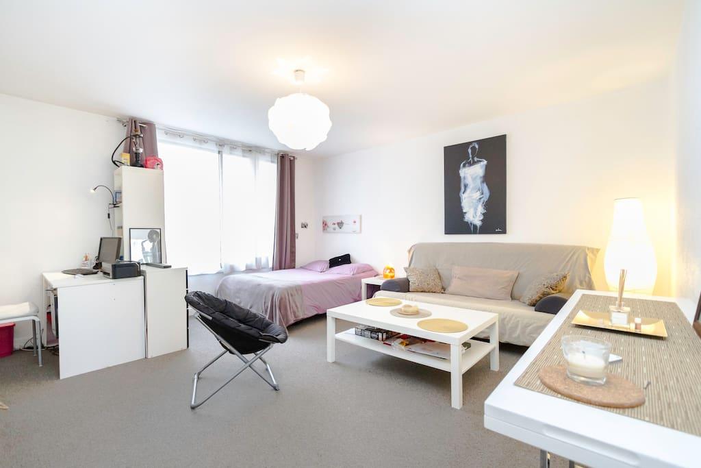superbe appartement c t du m tro appartements louer boulogne billancourt le de france. Black Bedroom Furniture Sets. Home Design Ideas