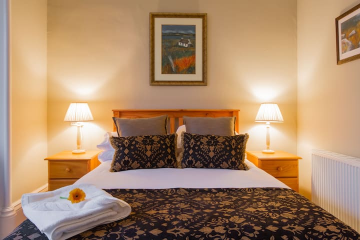 The Arran Lodge - Luxury Double Sea view