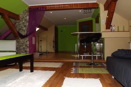 Green Owl Apt.- Near the Airport! - Budapeşte
