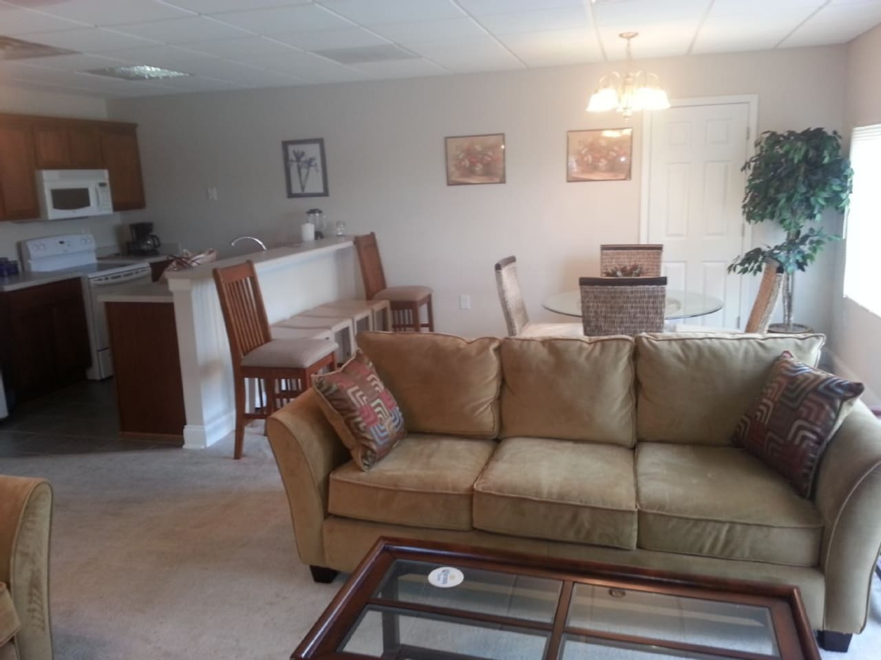 Short-Term Furnished Condo for Rent