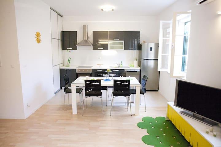 Apartment Seka, Bacvice beach - Split - Appartement