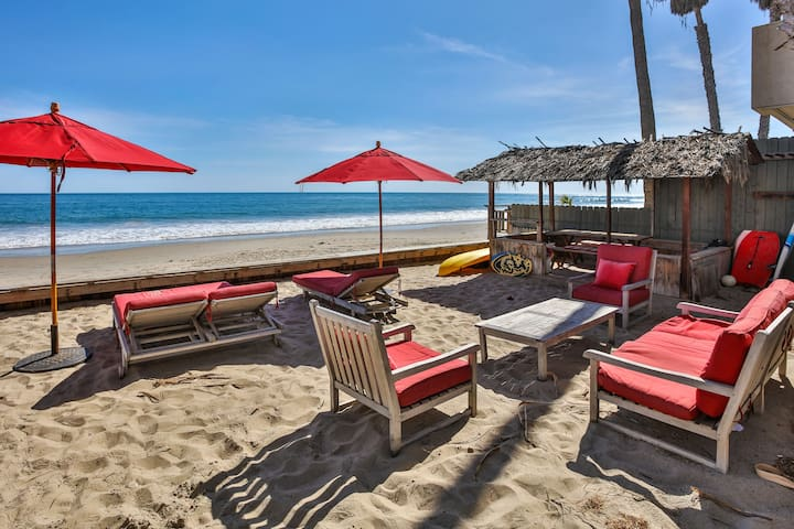 Amazing Beach Pad in Malibu - Malibu - Hus