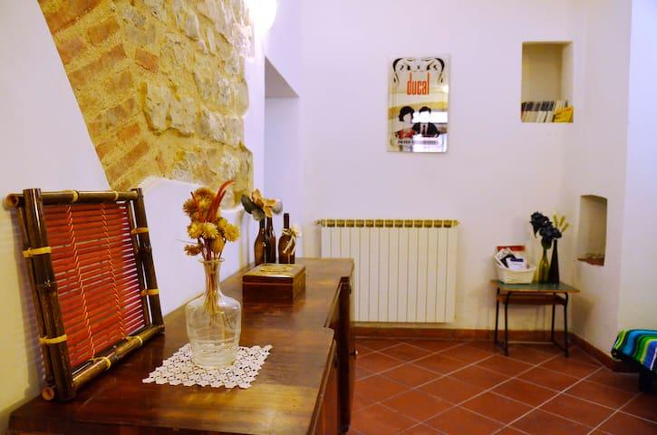 Miniappartamento nel cuore del centro storico - Foligno - Apartmen
