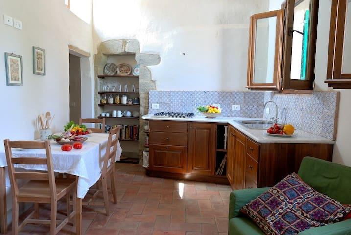 Charming Tuscan Hideaway - Castiglion Fiorentino - Lejlighed
