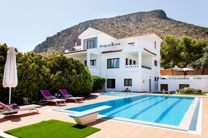 Artemis private villa, Chersonissos