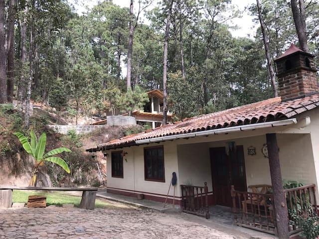 Cabaña la Quinta Chingada