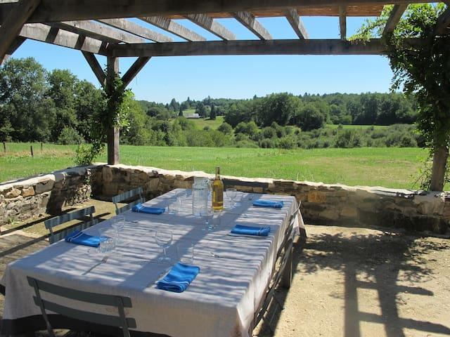 La Garanne - Savignac-Lédrier - Hus