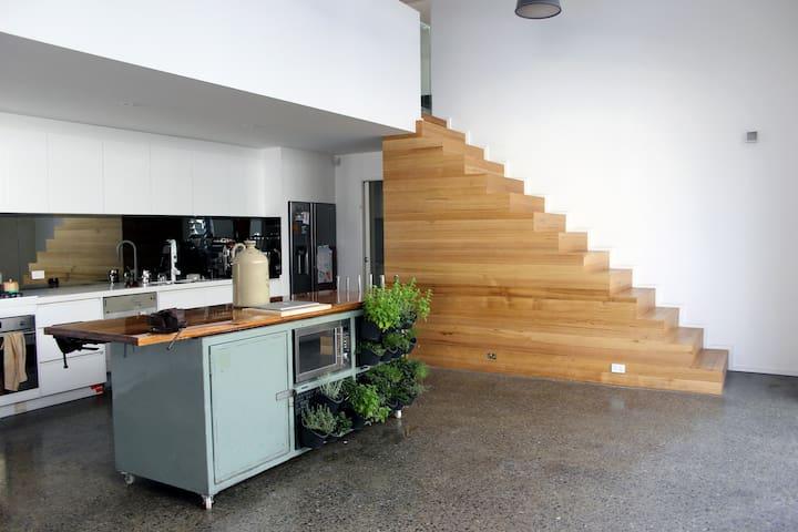 Modern Architectural Oasis - Bowden - Casa